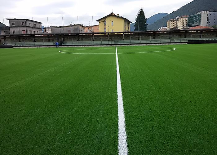 Campo sportivo albatros for Campo sportivo seminterrato